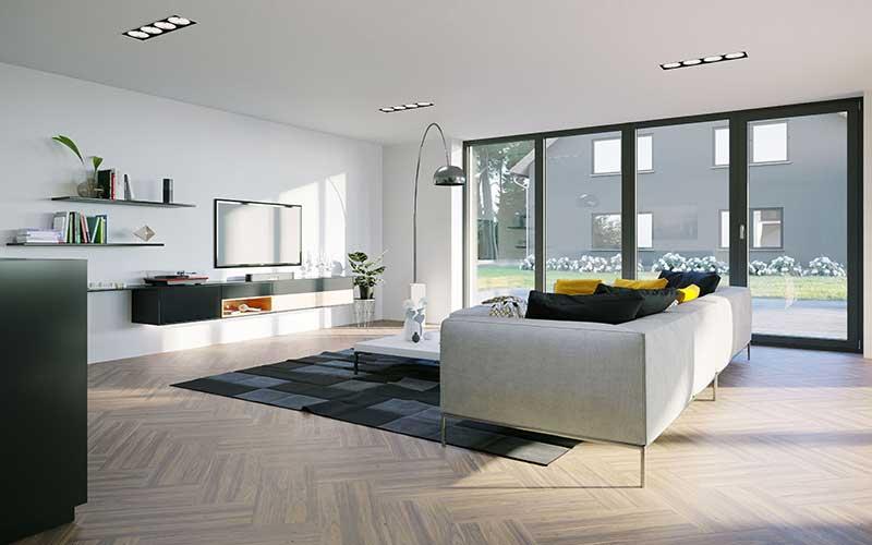 Die Fenster sind neben der Fassade für einen Großteil der Energieverluste in Gebäuden verantwortlich. Mit Wärmeschutzfenstern lässt sich die Effizienz erheblich steigern.